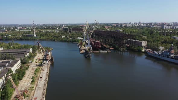 Thumbnail for Dock for Repair of Ships and Boats in Nikolaev