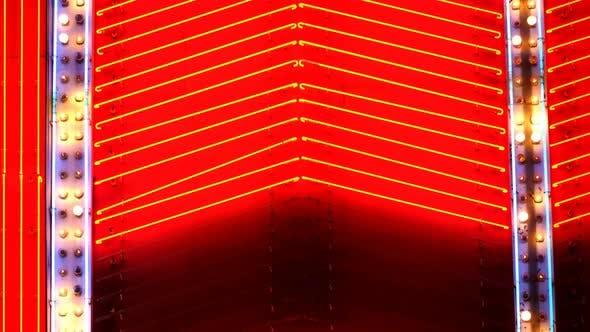 Thumbnail for Neon City Light LED Sign