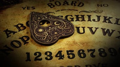 Spiritual Game Ouija Board 11