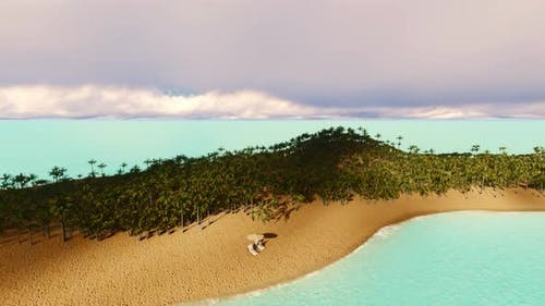 Vacation Travel Holidays And Recreation On Beach Concept