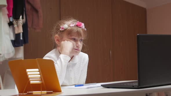 Boring Online Lesson