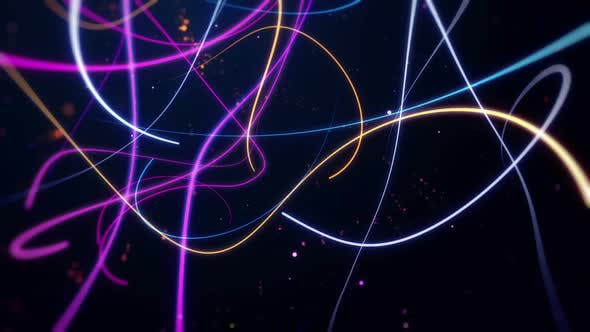 Thumbnail for Light Streak Background