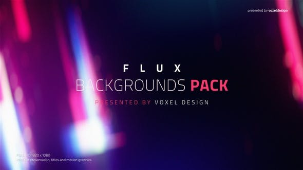 Flux Backgrounds Pack