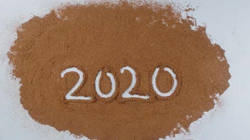 Hand Writes On Soil 2020
