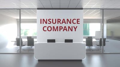 Office of an Insurance Company