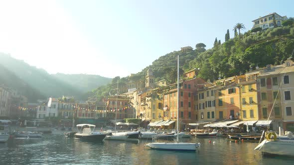 Thumbnail for Portofino, Italy, a luxury travel destination resort town in Europe