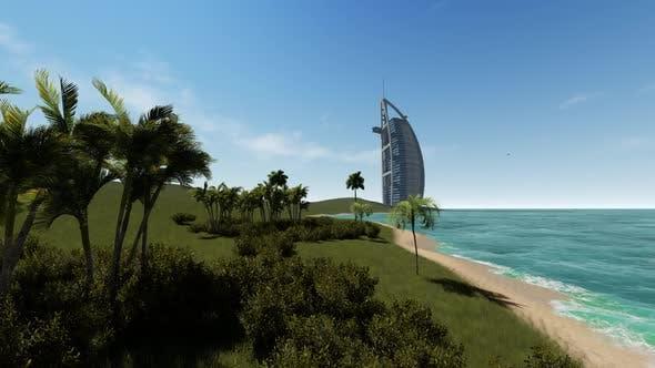 Thumbnail for Burj Al Arab  And Jumeirah Beach