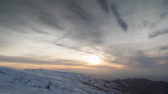Thumbnail for Sn Ski Sunset02