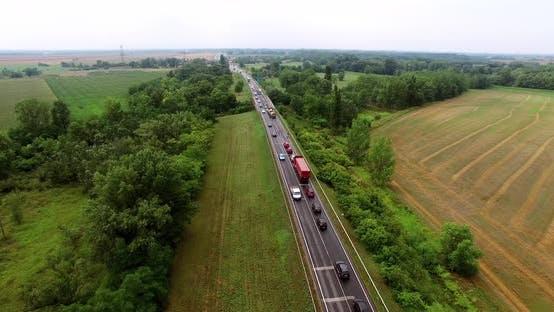 Thumbnail for Intercity Traffic Abda City of Hungary