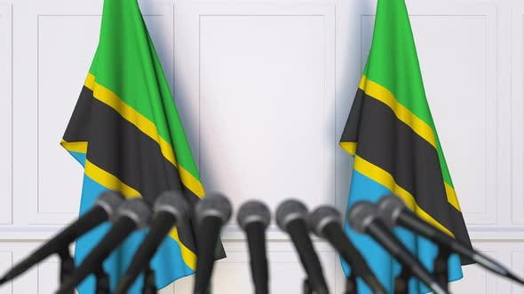 Thumbnail for Tanzanian Official Press Conference