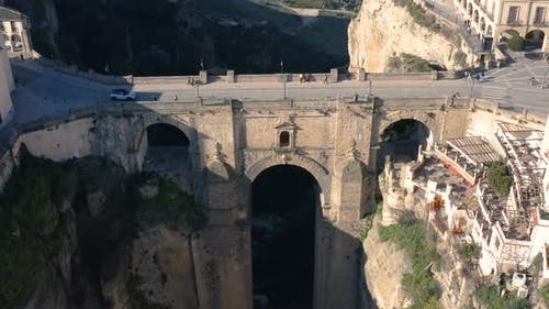 Puente Nuevo aus Ronda