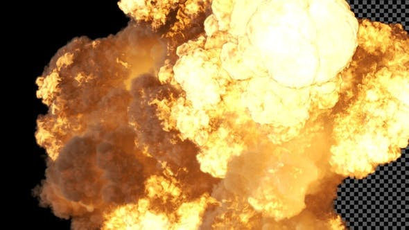 Thumbnail for Huge Explosion