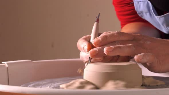 Thumbnail for Pot Clay Decorative Art Skill Workshop