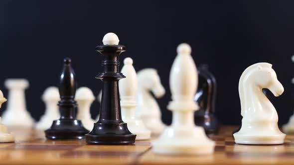 Thumbnail for Figures On A Chessboard