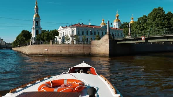 Thumbnail for Saint-Petersburg Canals Boat Trip