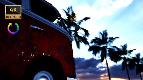 4K - Caravan Trip