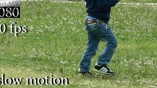 Thumbnail for Kid is Walking on the Field