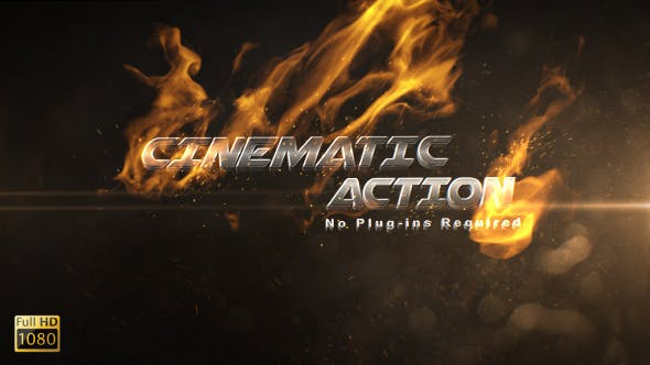 Thumbnail for Bande-annonce d'action Cinématographique