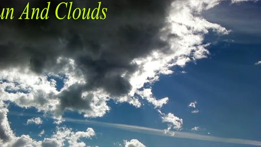 Thumbnail for Sun And Clouds