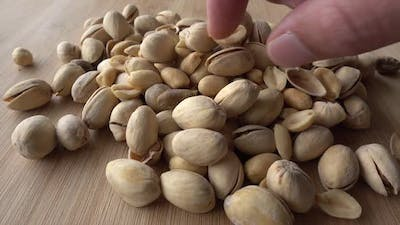 Pistachios Healthy Food
