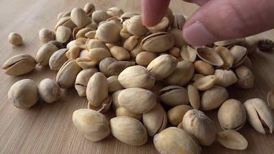 Pistachios Healthy Food