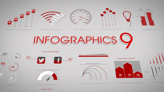 Thumbnail for Infographic Templates 9