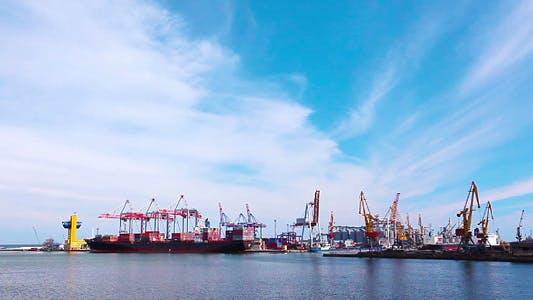 Thumbnail for Marine Port 9