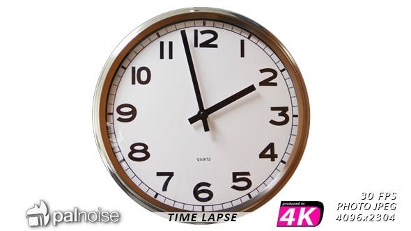 Thumbnail for Wall Clock Time