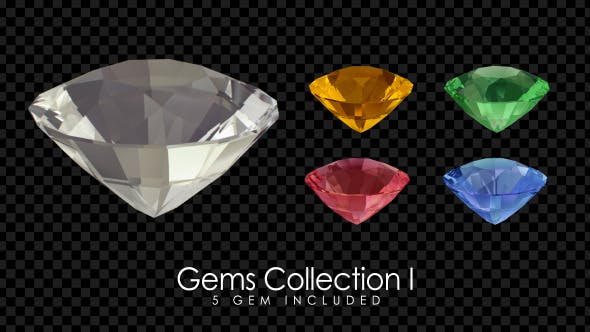 Thumbnail for Gems Collection I