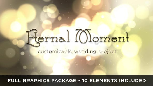 Thumbnail for Eternal Moment Wedding