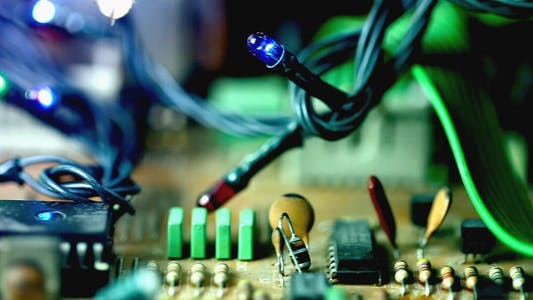 Cover Image for Motherboard Electronic Hardware Technology 30