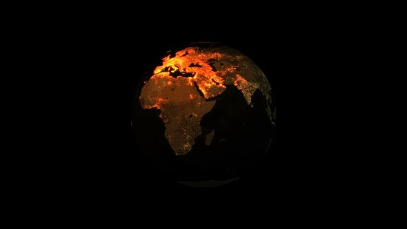 Thumbnail for Earth Lights