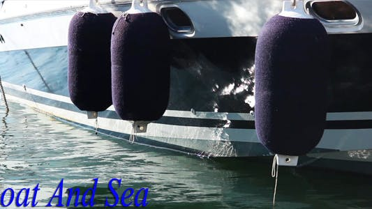 Thumbnail for Boat And Sea
