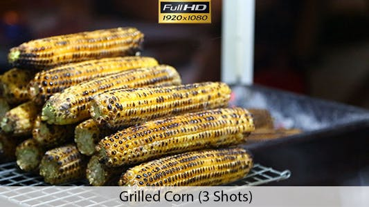 Cover Image for Grilled Corn