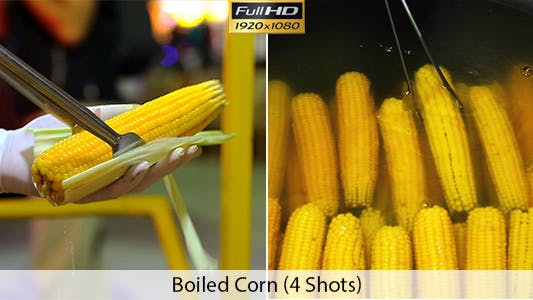 Thumbnail for Boiled Corn