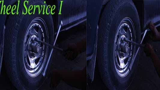 Thumbnail for Wheel Service I