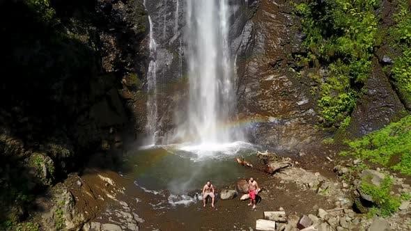 Thumbnail for Travel Destination River Waterfall, Macahel National Park, Borcka, Artvin, Turkey