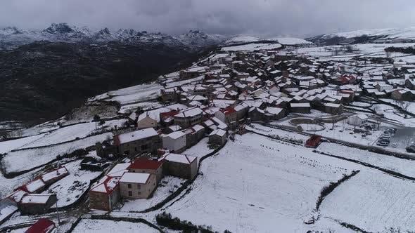 Cinematic Winter Landscape