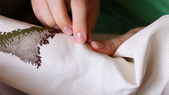 Thumbnail for Embroidery