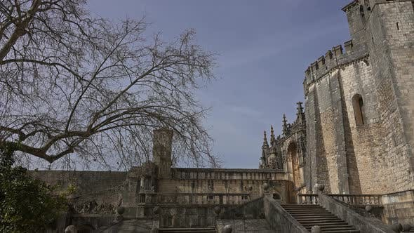 Thumbnail for Monastery Convent of Christ in Tomar Portugal