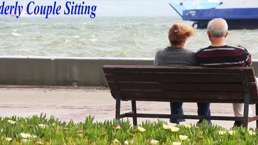 Thumbnail for Elderly Couple Sitting