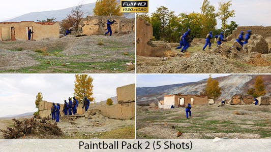 Cover Image for Paintball