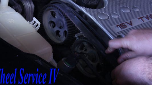 Thumbnail for Wheel Service IV