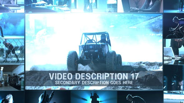 Cover Image for Video Wall Promo