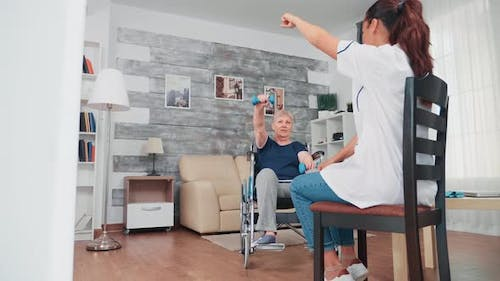 Muscle Recovery Rehabilitation