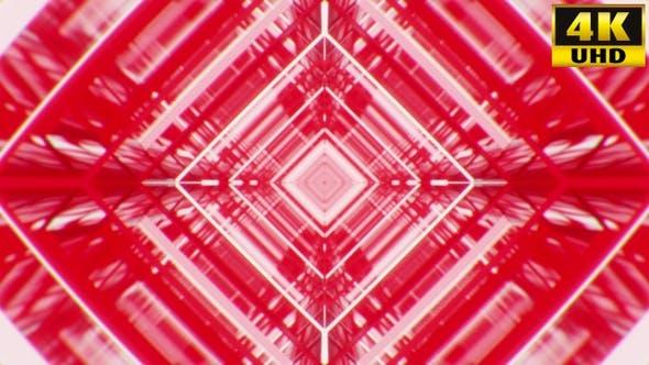 Thumbnail for Retrowave Kaleidoscope Vj Loops Pack V8