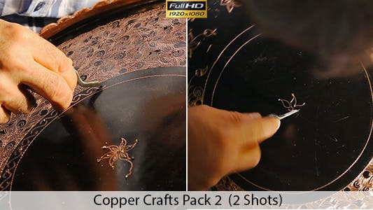 Thumbnail for Copper- Craftsman