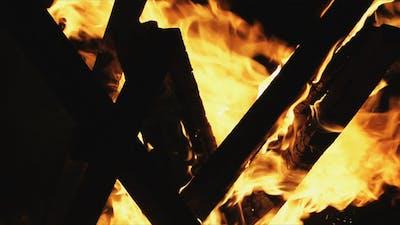 Wood Fire 2