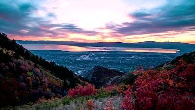Utah Valley Time-lapse
