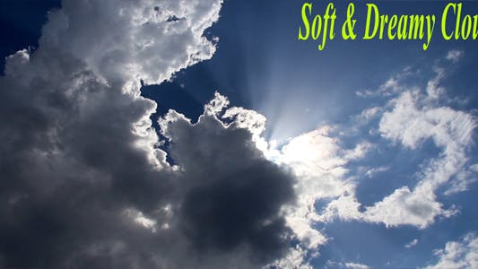Thumbnail for Soft & Dreamy Clouds